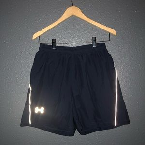 *BUNDLE* Nike and Under Armor Track Shorts